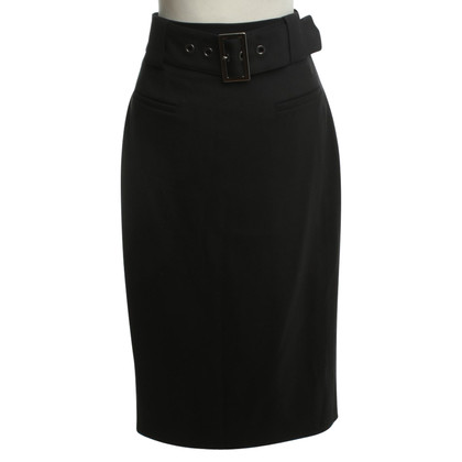 Fabiana Filippi Pencil skirt in black