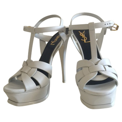 Saint Laurent Sandalen 'Tribute""