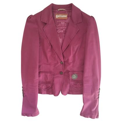 John Galliano giacca