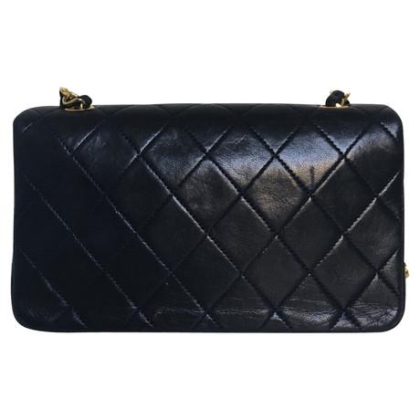Chanel Flap Bag Blau Auslass-Angebote mwCcFsi3