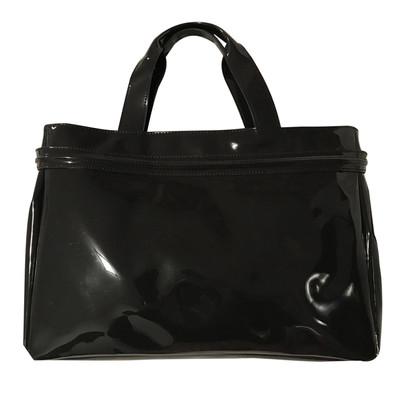 Armani Jeans Patent leather handbag