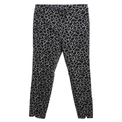 Laurèl trousers with pattern