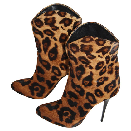 Giuseppe Zanotti Boots with fur