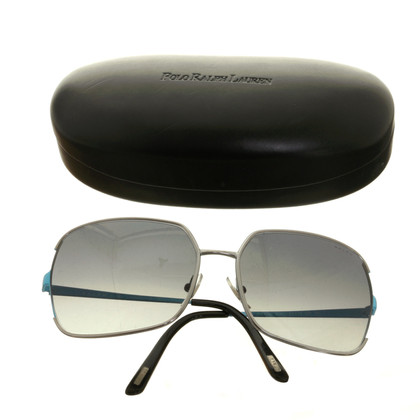Polo Ralph Lauren Sunglasses with blue straps