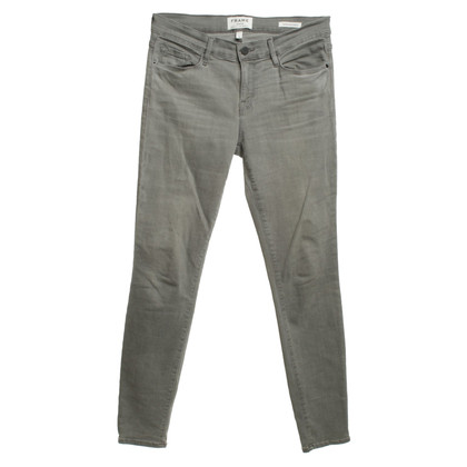 Frame Denim Jeans in Gray