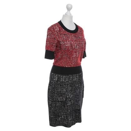 Lanvin Strickkleid mit Muster
