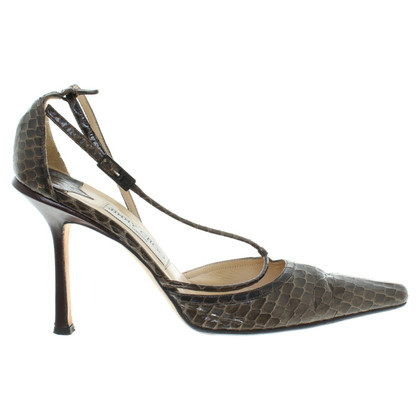 Jimmy Choo pumps in Khaki