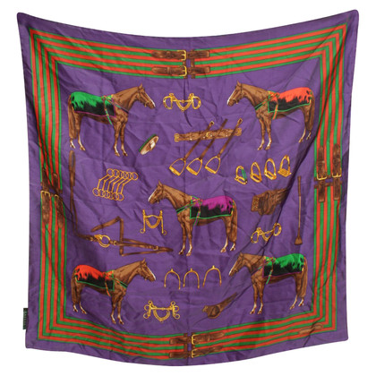Ralph Lauren Silk scarf patterns