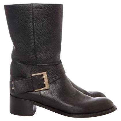 Chloé Biker Boots