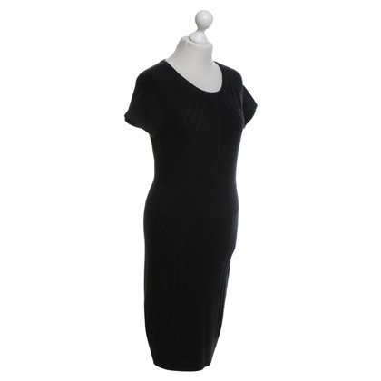 Diane von Furstenberg Gebreide jurk zwart