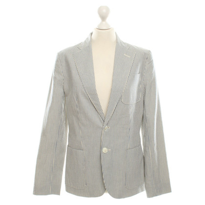 new styles 93539 e3ca0 ralph lauren blazer stripe buy second hand for €49.00