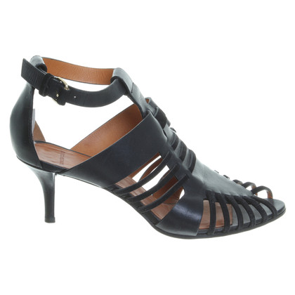 Givenchy Leather sandals in black