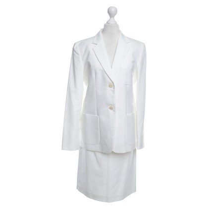 Max Mara Costume in White