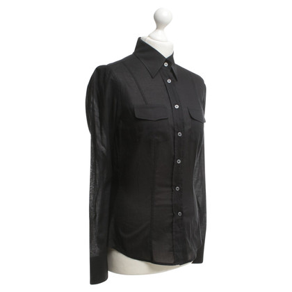 Escada Camicia in nero
