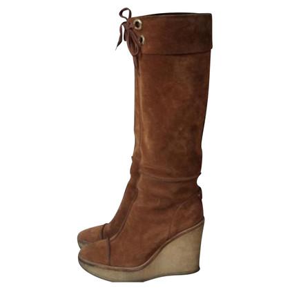 Yves Saint Laurent boots