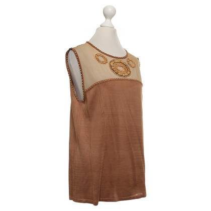 Laurèl Top in Brown