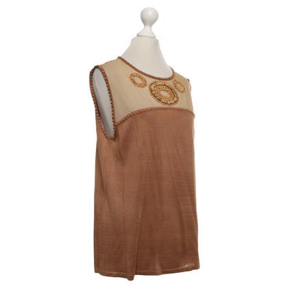 Laurèl Top in brown