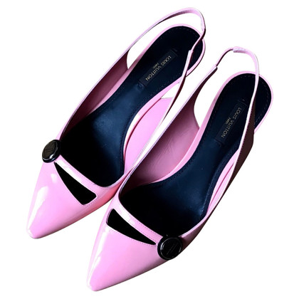 Louis Vuitton Slingback-Pumps