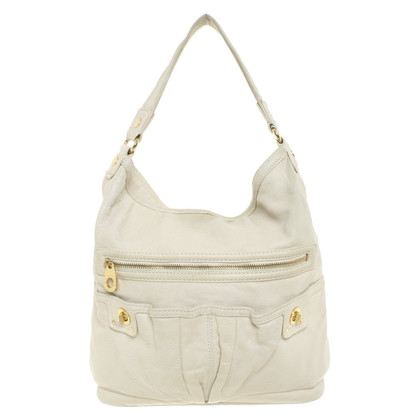 Marc by Marc Jacobs Ecru shoulder bag