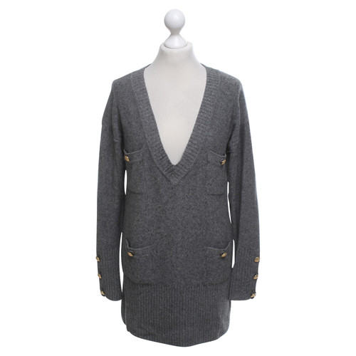 5d969f996311 Juicy Couture Sweater in grey - Second Hand Juicy Couture Sweater in ...