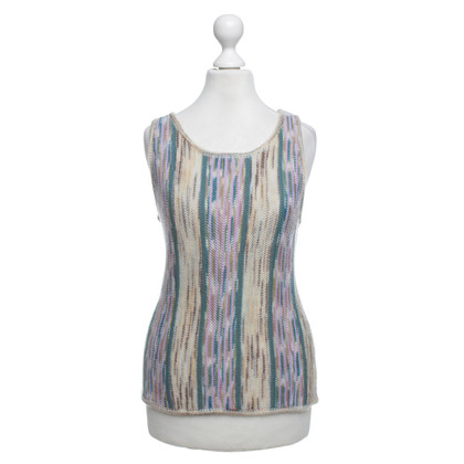 Missoni Top with colorful pattern