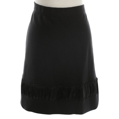 Max Mara Mini skirt with trimmings