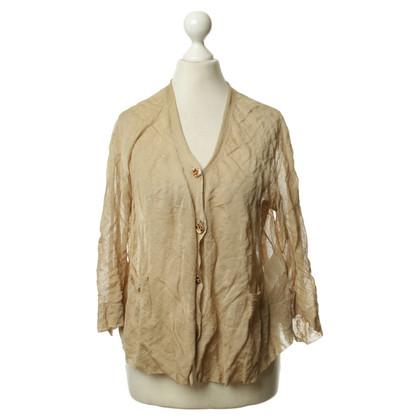 Wunderkind Jacket in light brown