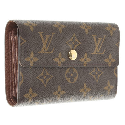 Louis Vuitton Portemonnee gemaakt Monogram Canvas
