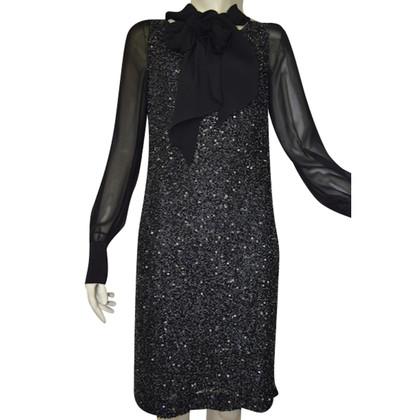 Rena Lange Pailletten jurk