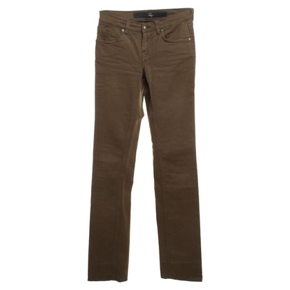 Fay Pants in olive green