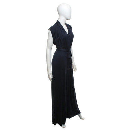 French Connection Maxi dress in dark blue