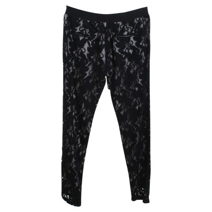 Other Designer Atos Lombardini - trousers made of lace