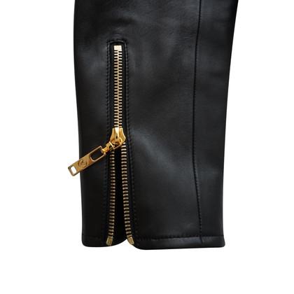 Louis Vuitton Biker Jacket lamsvel