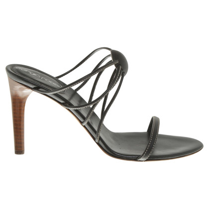 Sergio Rossi Sandals in zwart