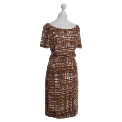 Prada Sheath dress in bicolor