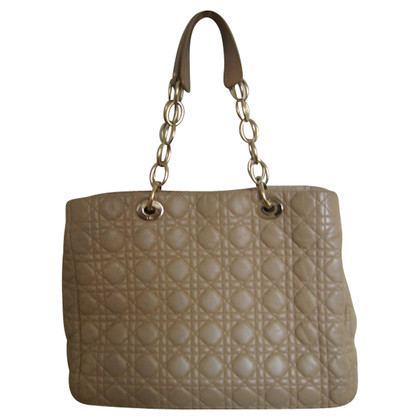 Christian Dior Shopper in Beige