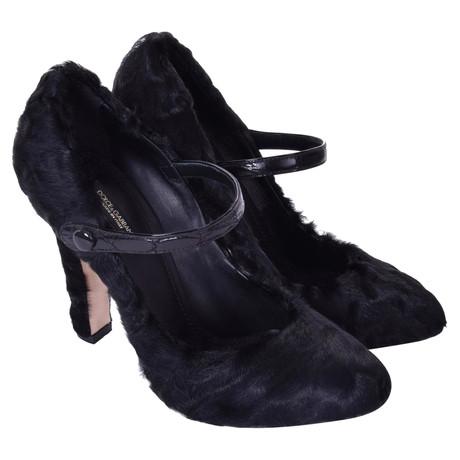 Dolce amp; amp; Gabbana Dolce Schwarz Pumps nxq08xRv