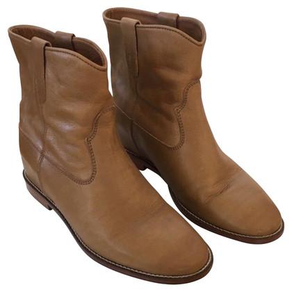 Isabel Marant Isabel Marant Boots Camel