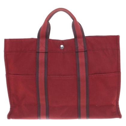 Hermès Borsa in rosso