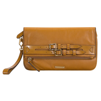 "Burberry ""Adeline Belted Foldover Clutch"""