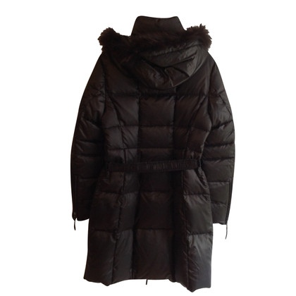 St. Emile Down coat in dark brown