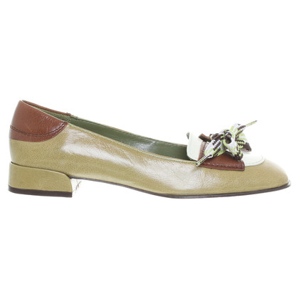 Pedro Garcia pumps met decoratieve strik