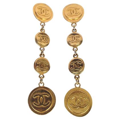 Chanel Vintage-Ohrclips
