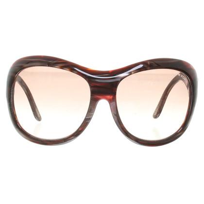 Tom Ford Sonnenbrille im Retro-Stil