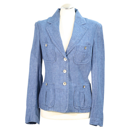 Ralph Lauren Linen jacket in blue