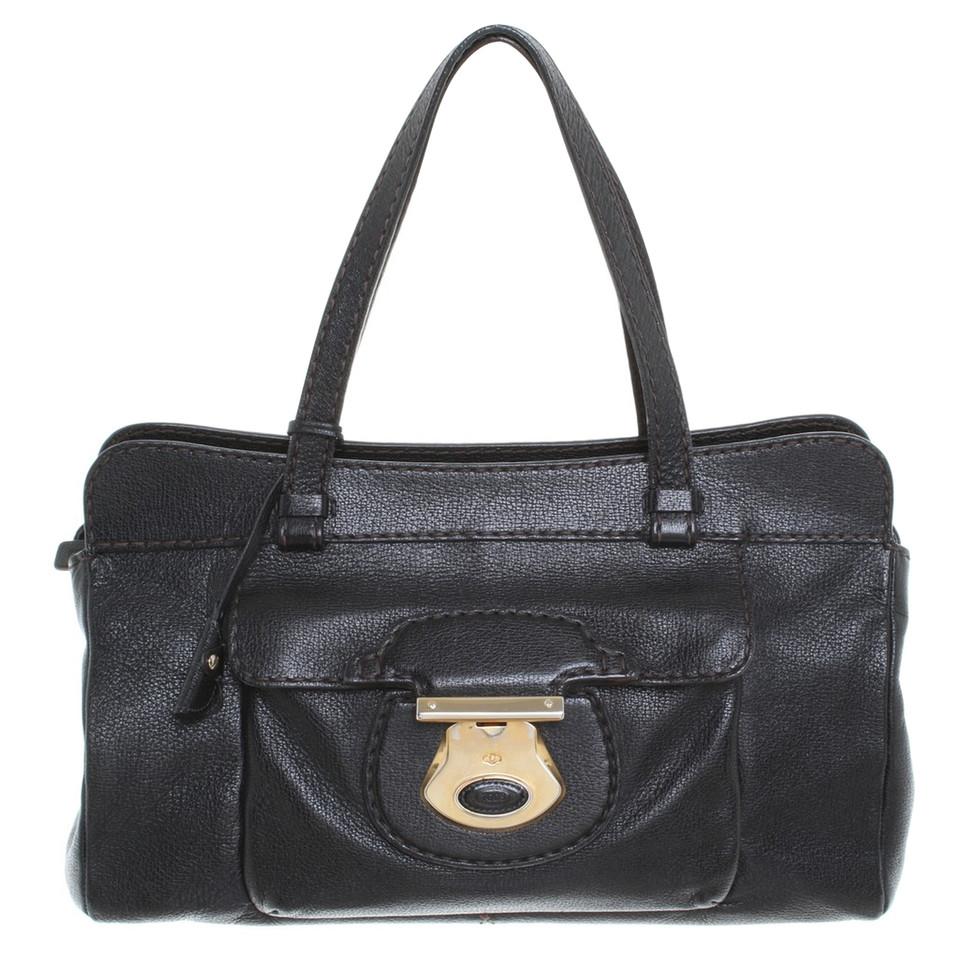 tod 39 s handtasche aus leder second hand tod 39 s handtasche aus leder gebraucht kaufen f r 205 00. Black Bedroom Furniture Sets. Home Design Ideas