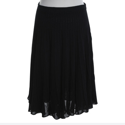 Strenesse Issued skirt in black