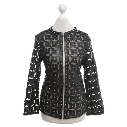 Caban Romantic Jacket with studs