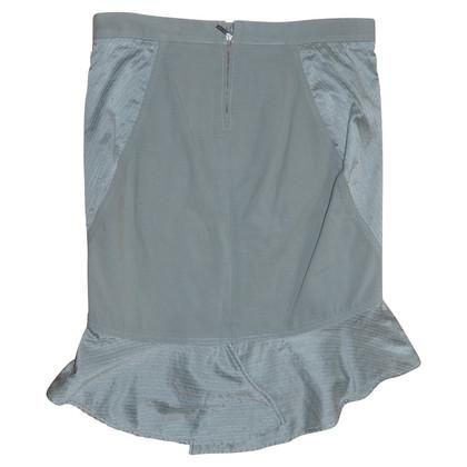 Roberto Cavalli gray skirt
