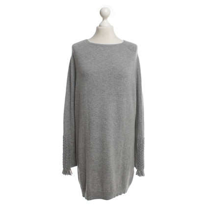 Allude Sweater in grey